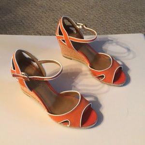 Shoes - Nine West  Jolie sandals  espadrille size 7